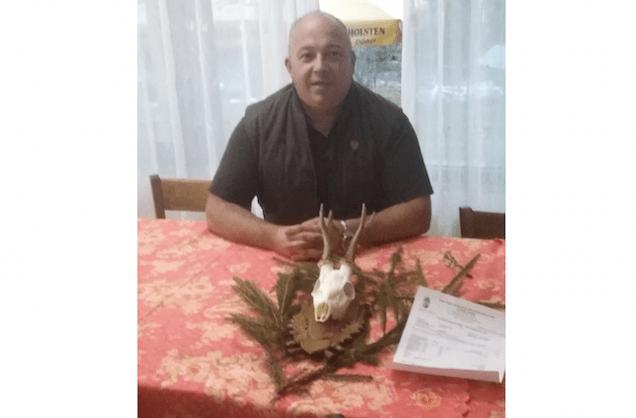 Őzbak vadászat Békés megyében