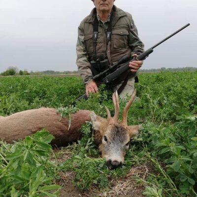Akciós őzbak vadászat május közepéig
