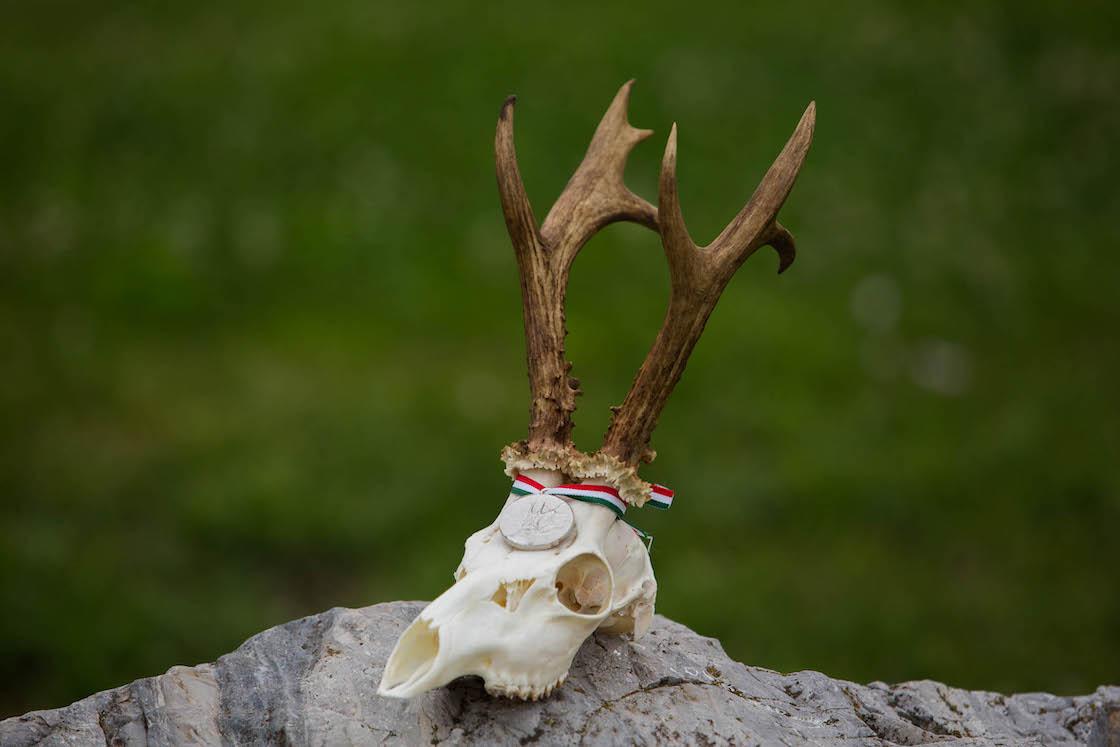 Őzbak vadászat Heves határában