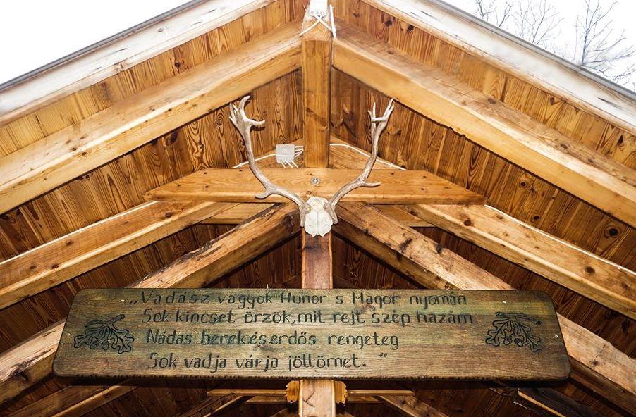 Őzbak vadászat Ceglédnél, Hunor & Magor nyomában